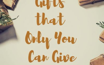 Dec 23, 2018 – Gifts Only You Can Give – Part 5-Pastor Perry