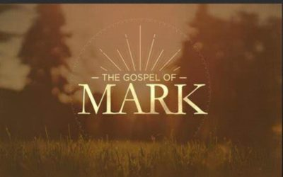 Mark 2 – Jan 12, 2020 – Pastor Perry